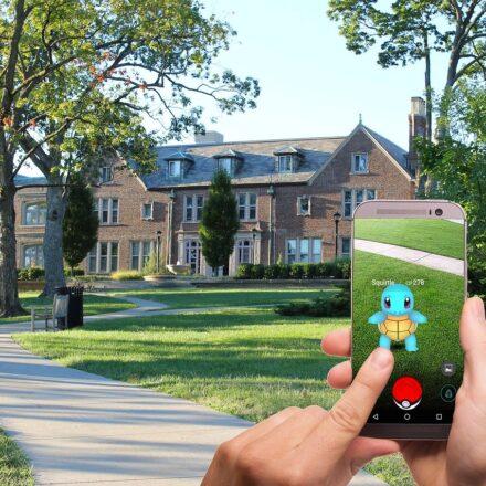 Hvordan får jeg Pokémon Go?