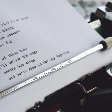 Hvordan skriver man et digt?